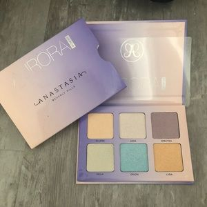 Anastasia Aurora Glow Kit Highlighter Palette